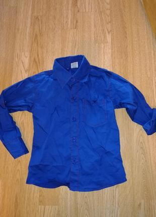 Рубашка нарядная на мальчика