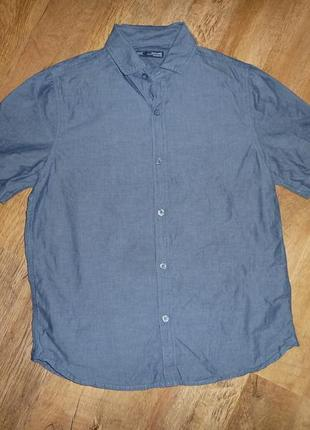 Next рубашка некст на 10 лет рост 140 см