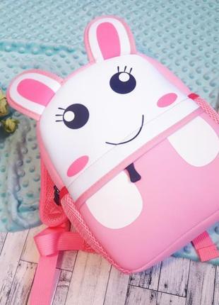 Детский рюкзак зайка