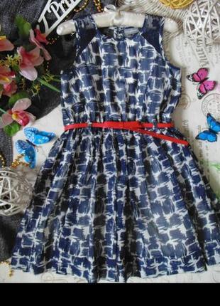 10лет.шикарное нарядное платье matalan.mега выбор обуви и одежды!