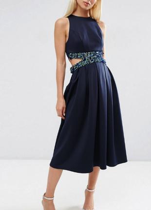 Полная распродажа! шикарное платье для выпускных! новая цена 999 грн.