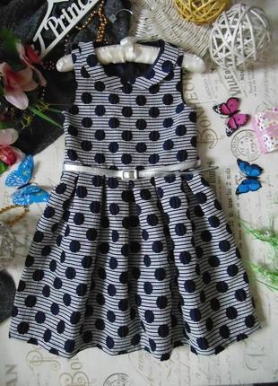 8лет.шикарное нарядное платье jasper conran.mега выбор обуви и одежды!