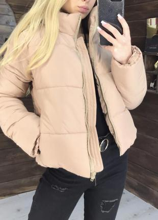 Стильная весенняя куртка