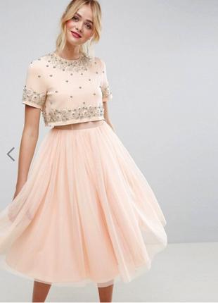 Полная распродажа! шикарное платье для выпускных! новая цена 515грн.