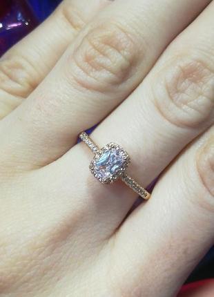 Позолоченное кольцо!