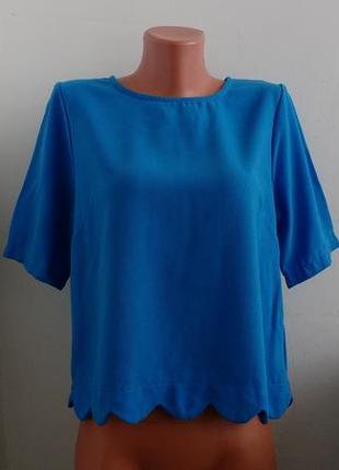 Р m-l стильная блуза !