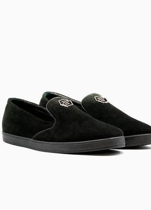 Мужские мокасины туфли замшевые с наличии