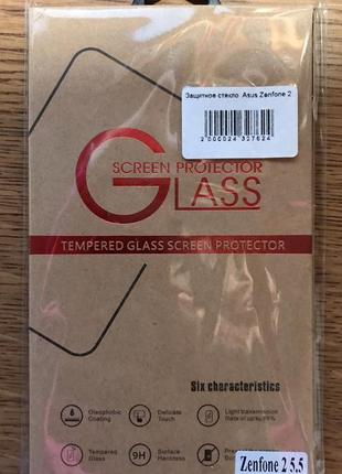 Защитное стекло asus zenfone 2