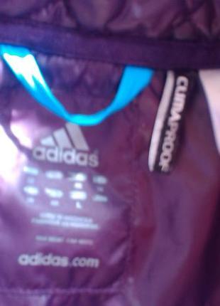Легкая деми куртка adidas-оригинал3 фото