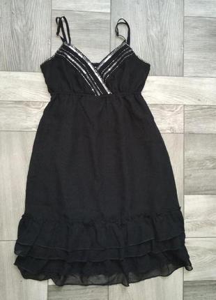 Нарядне плаття на дівчинку 10-12р.