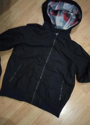 H&m куртка ветровка фирменная