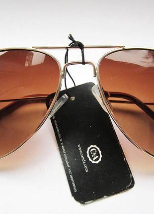 На модерации очки солнцезащитные c&a, код 11106