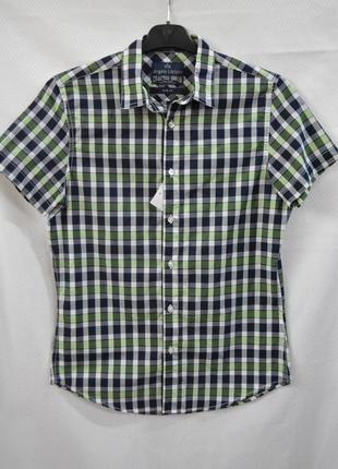 Рубашка мужская angelo litrico размер s