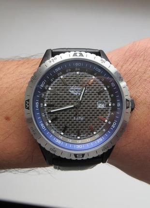 Швейцарские часы adriatica (оргинал 100%!) swiss made (новые)3 фото