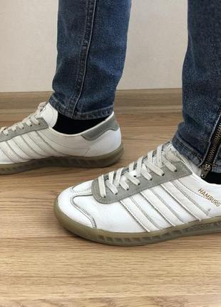 Мужские кроссовки adidas hamburg