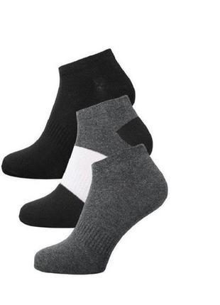 Носки короткие 3 пары. от известного бренда livergy. германия. оригинал!