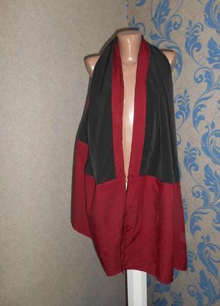 Большой шарф, платок. палантин.