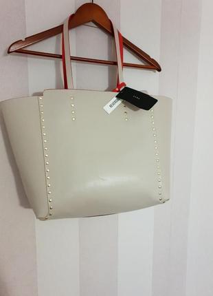 Нова сумка шопер двухстороння zara4 фото