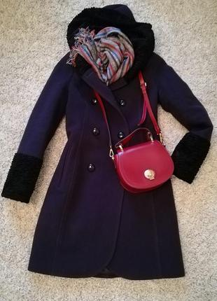 Продам теплое зимнее пальто