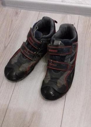 Ботинки geox 40 размер