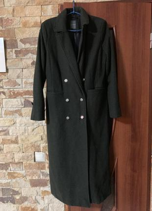 Абсолютно новое милитари пальто primark коллекции 2018
