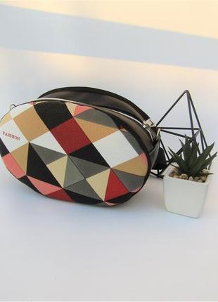 """Клатч - таблетка handmade """"мозаика"""""""