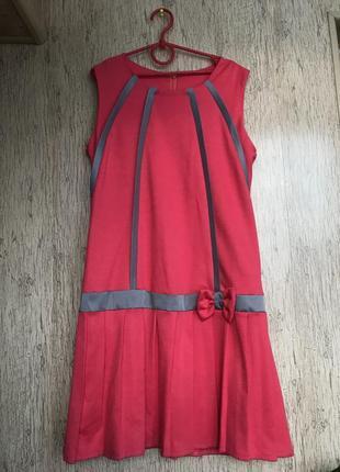 Идеальное розовое платье на 12 лет
