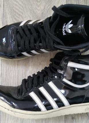 Лакові кросівки adidas (оригінал)