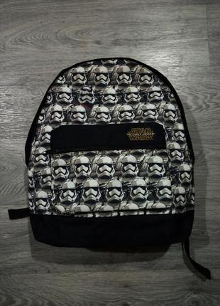Рюкзак сумка star wars звездный войны водоотталкивающий 20 литров