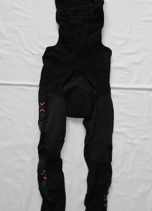 Термобельё мото велоштаны x-bionic. размер s