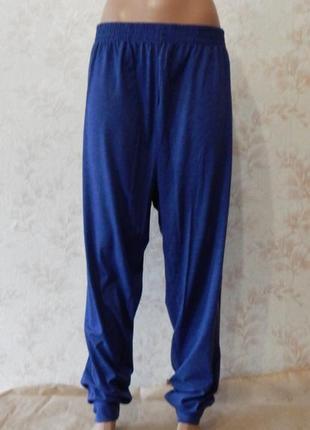Мужские штаны для дома и сна c&a синие