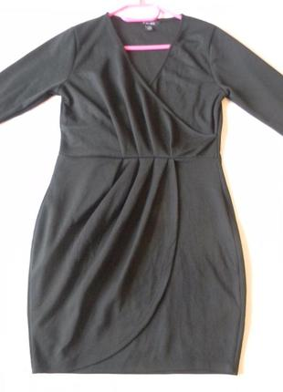 Платье черное от amisu