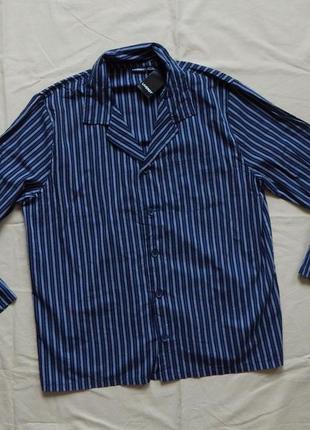 Мужская пижамная рубашка livergy р xl
