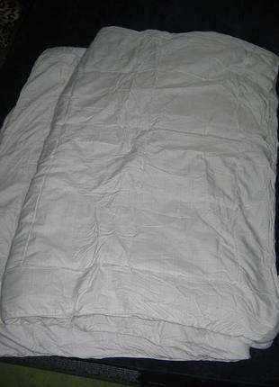 Одеяло белое  силиконовое  «anti-stress»3