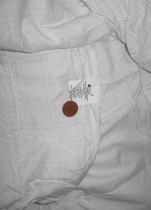 Одеяло белое  силиконовое  «anti-stress»6