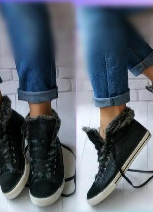 36-37-38р кожа,замша!новые франция,спорт.ботинки,мокасины