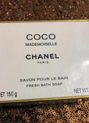 Мыло chanel coco mademoiselle