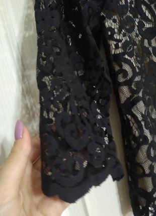 Ажурная блуза , кроп топ.4