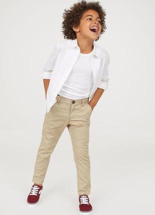 Стильные штаны h&m 7-8 лет