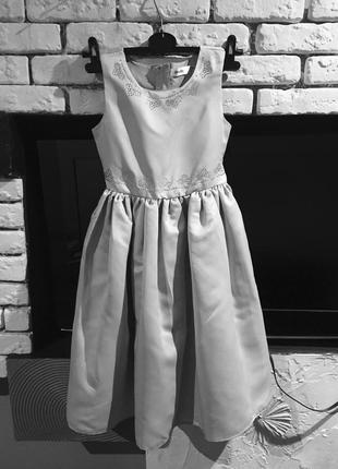 Платье на девочку нарядное gloria jeans, 9-10 лет.