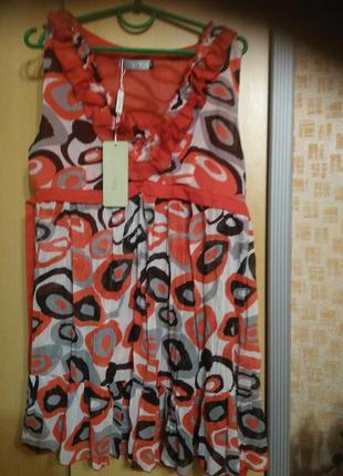 Красивая блузка - туника