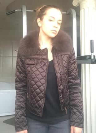 Весенняя демисезонная куртка
