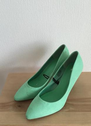 Туфли-лодочки h&m 38,5