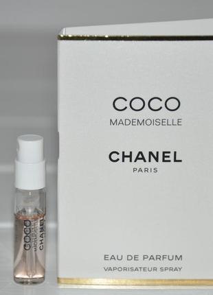 Пробник chanel coco mademoiselle edp