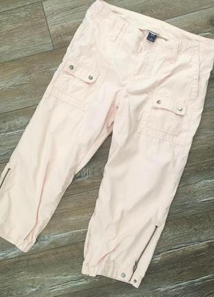 Очень крутые штаны брюки карго от gap