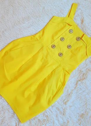 Красивое яркое платьице от next