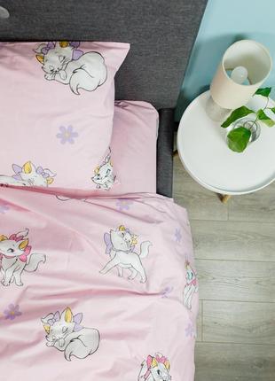 Постельное белье в детскую кроватку. ткань ранфорс. 100% хлопок.турция