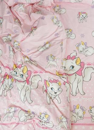 Постельное белье в детскую кроватку. ткань ранфорс. 100% хлопок.турция2