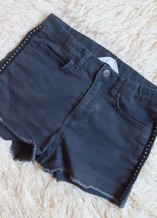 Качественные джинсовые шорты от h&m