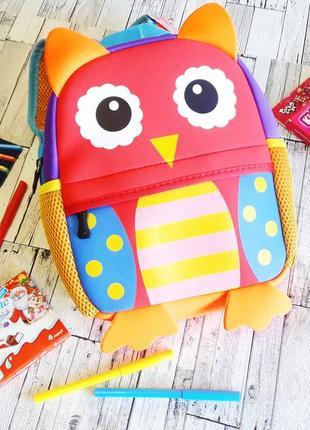Детский рюкзак для девочки3